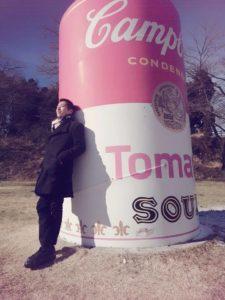 愛澤公太の自画像
