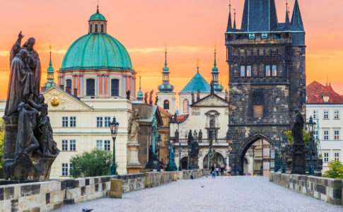 World Venturesプラハ旅行