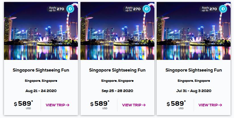 World Ventures シンガポール