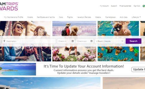 旅行サイト
