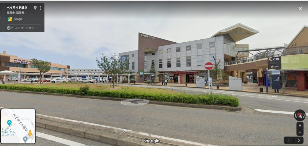 博多ふ頭 第一ターミナル