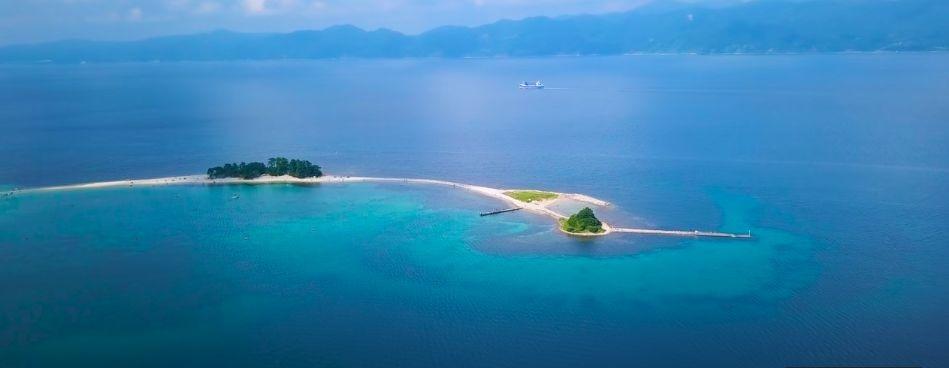 上空から見た水島