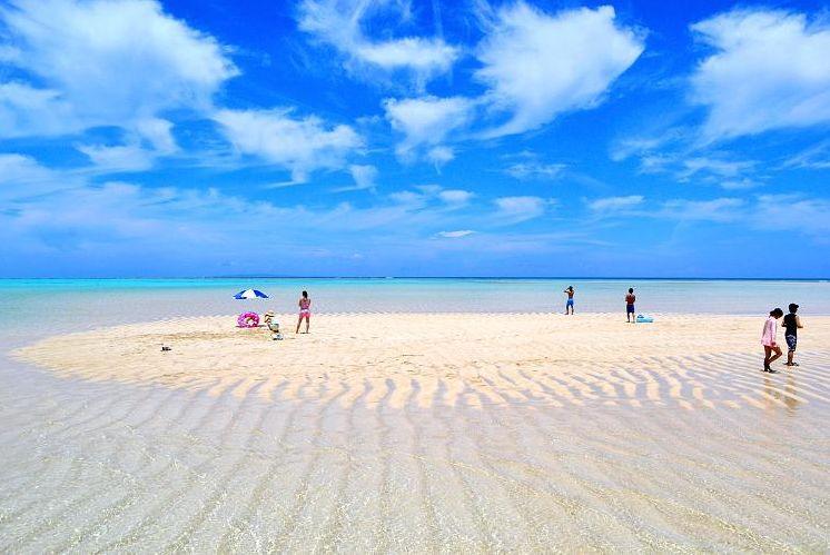 百合ヶ浜のサンドバー