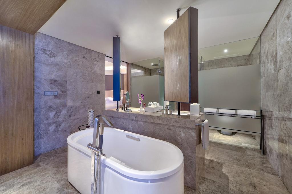 コンラッド マニラ(Conrad Manila)のバスルーム
