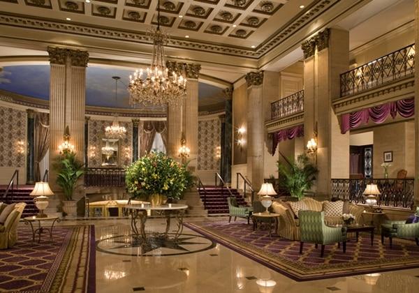 コンラッドホテル