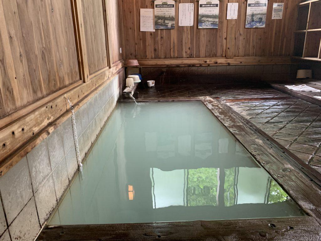地蔵の湯 浴槽