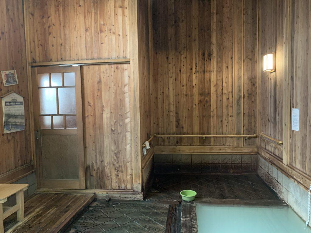 地蔵の湯 浴場