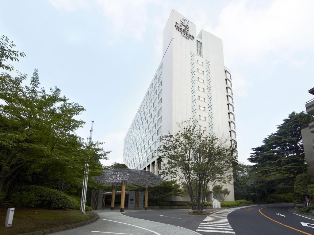 ザ・プリンス さくらタワー東京の外観