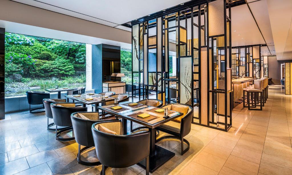 ザ・プリンス さくらタワー東京のレストラン