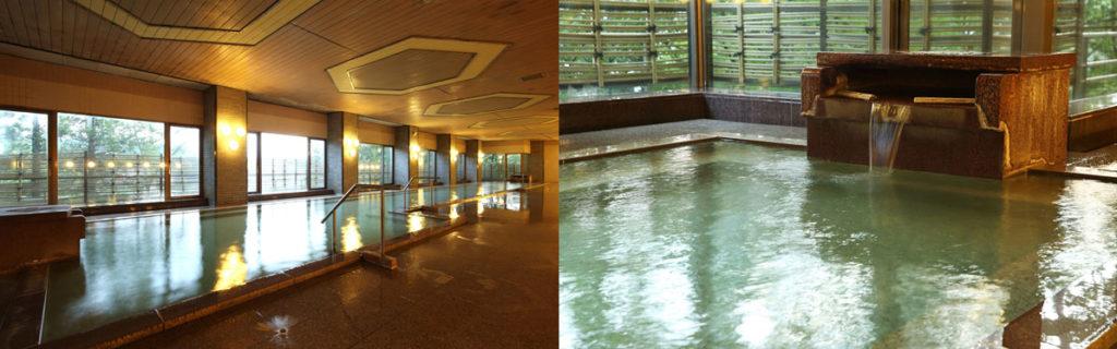 ホテル櫻井 大浴場
