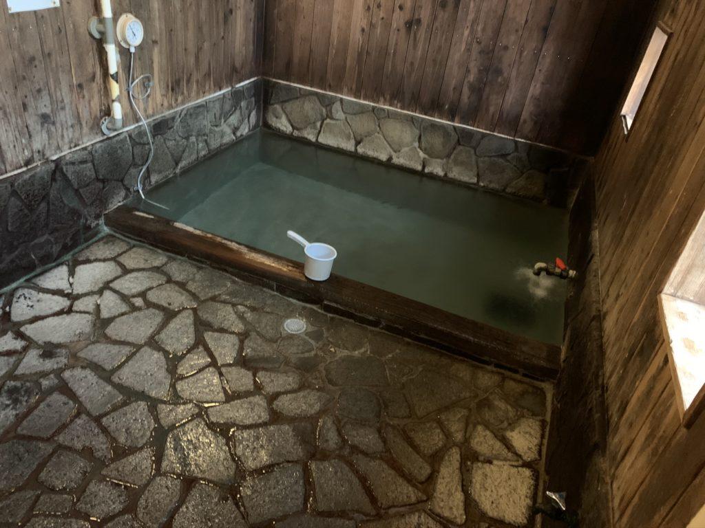 千代の湯浴場内