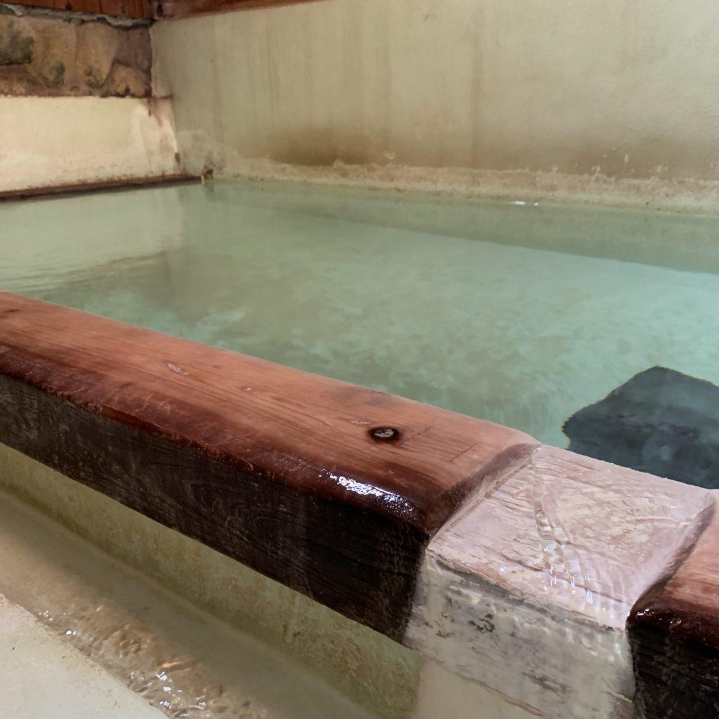 煮川乃湯 浴場