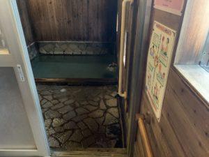 千代の湯浴場