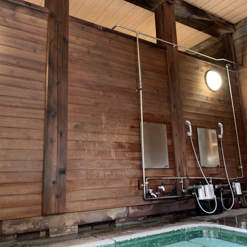 若乃湯の浴場
