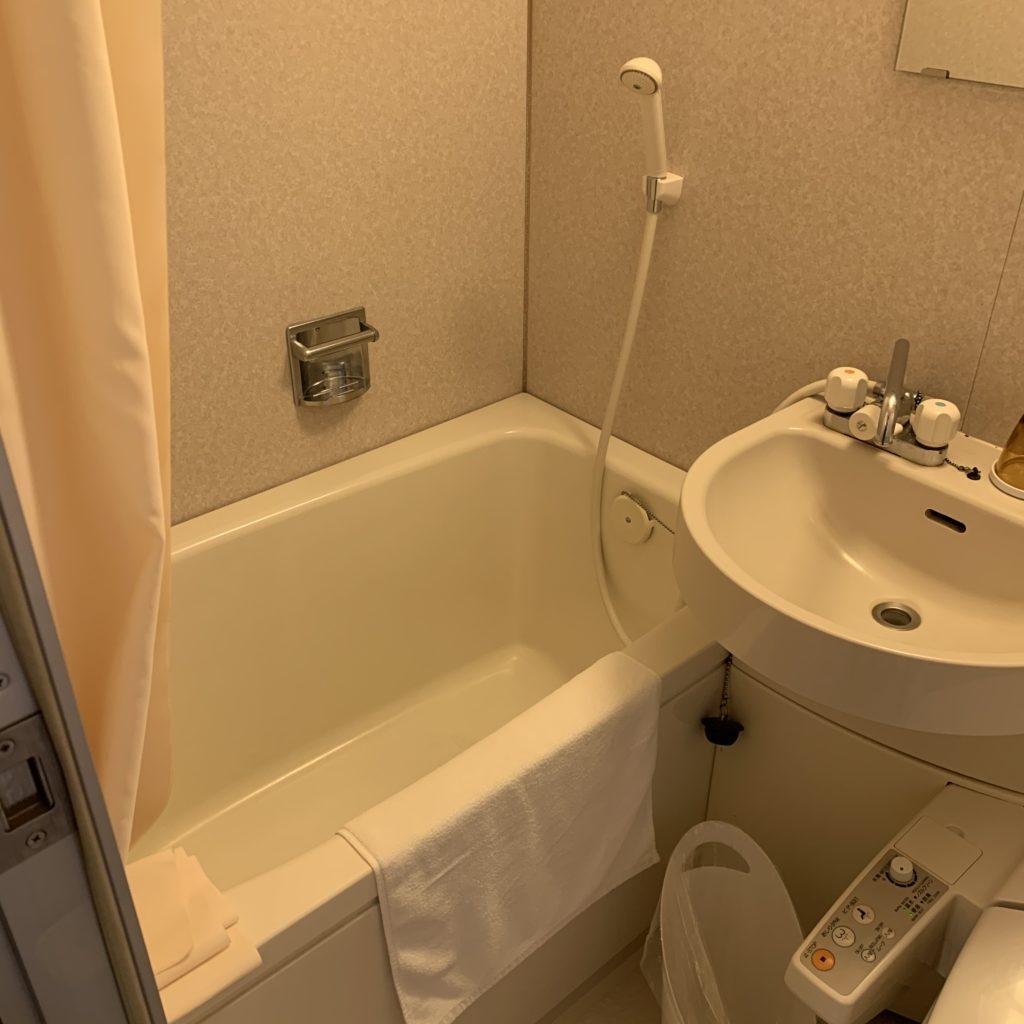 草津ホテル 客室