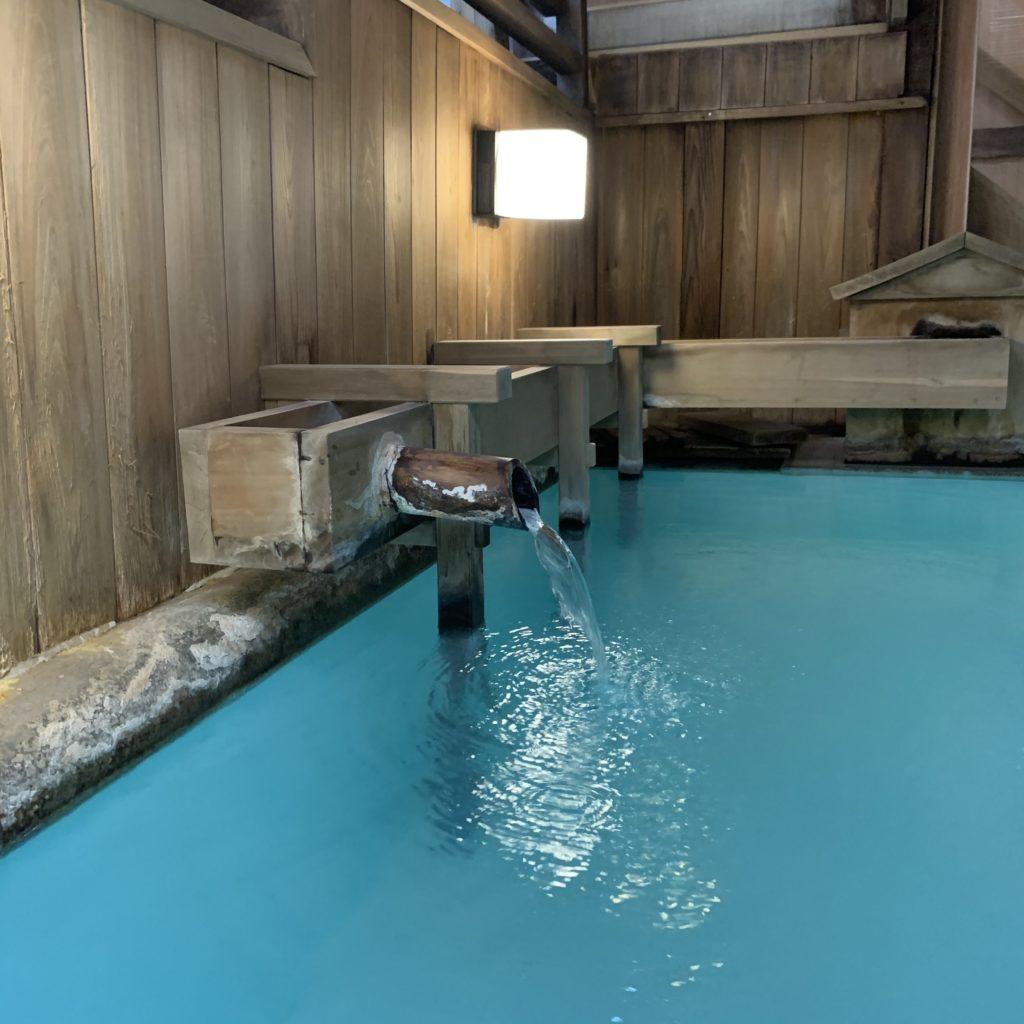 お汲み上げの湯 露天風呂