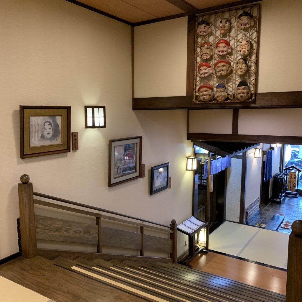 奈良屋の能絵
