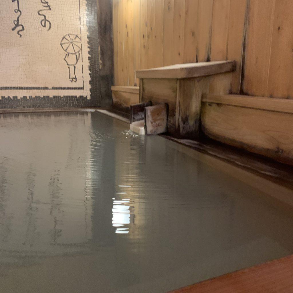 山本館の内湯