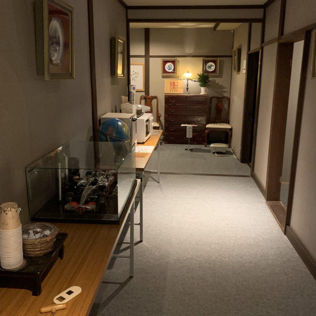 永田屋の館内