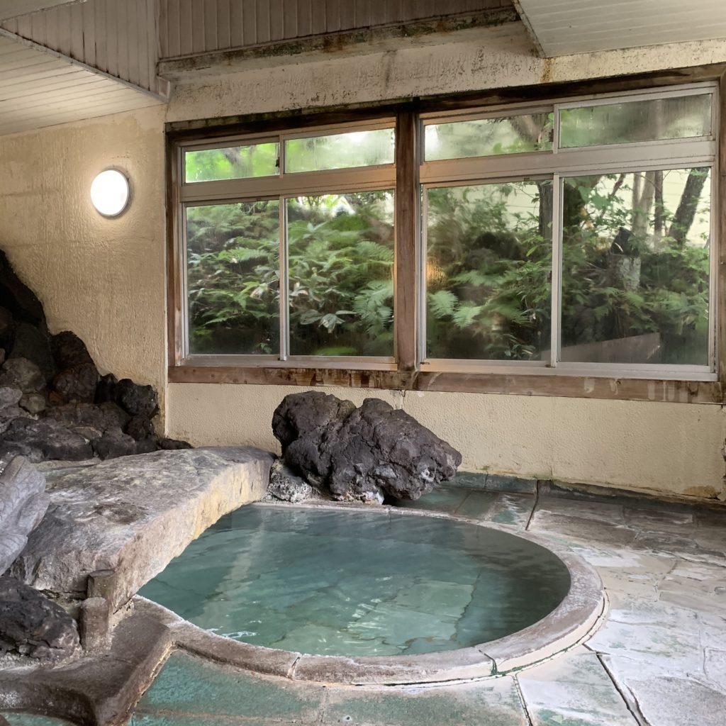 永田屋の浴場