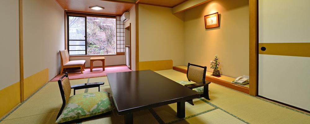 大阪屋の客室