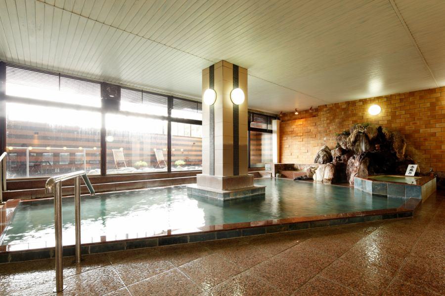 喜びの宿高松の大浴場
