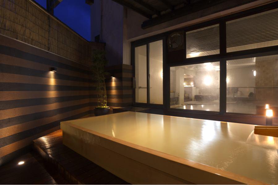 喜びの宿 高松の大浴場