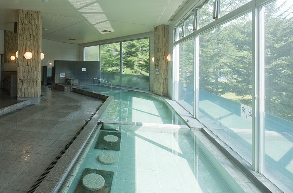 テルメテルメの浴槽
