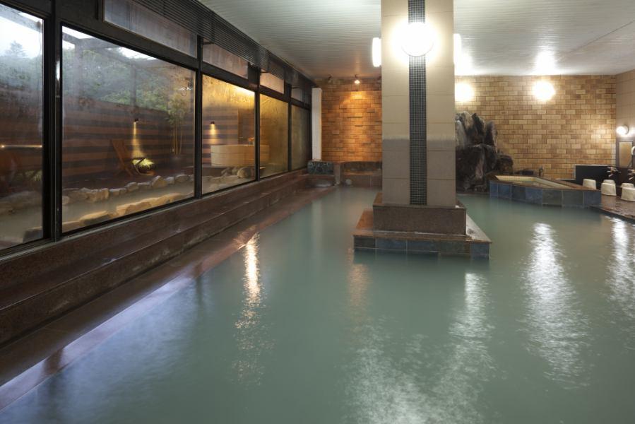 喜びの宿高松の浴場