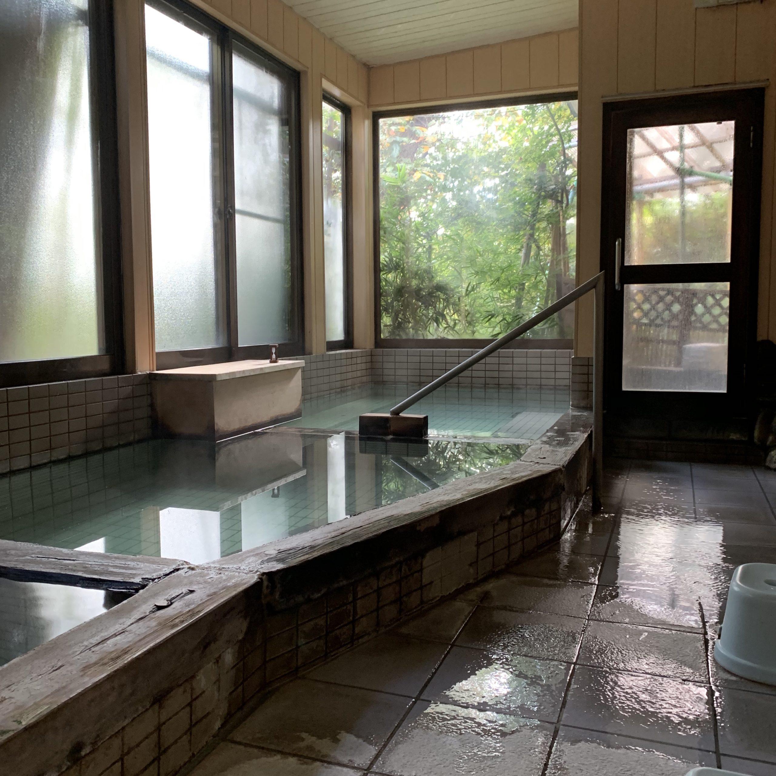 桐島屋旅館の温泉