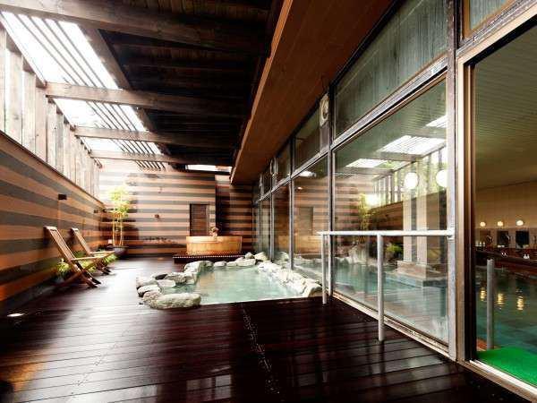 喜びの宿高松の露天風呂