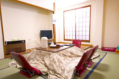 飯島館の客室