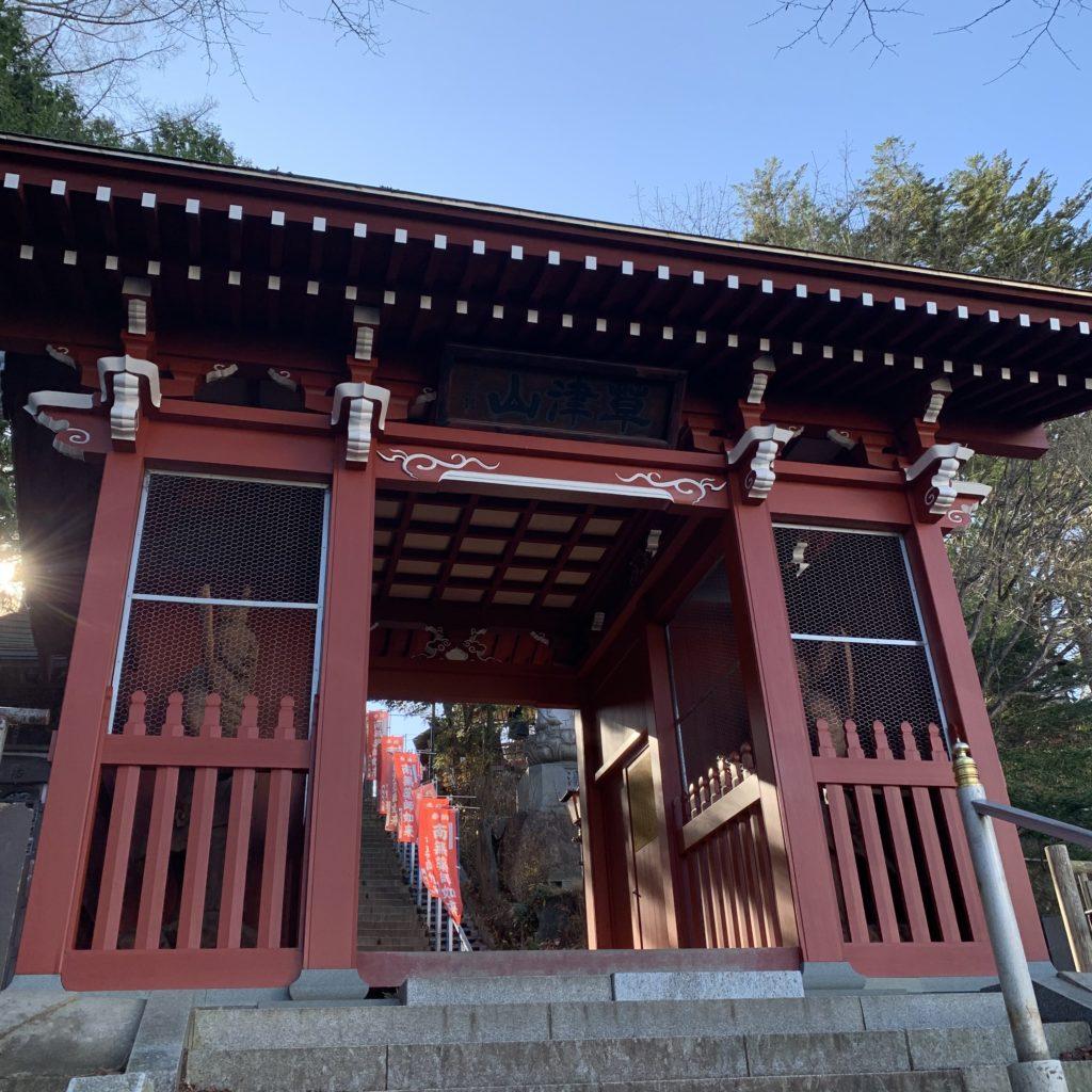 光泉寺の山門