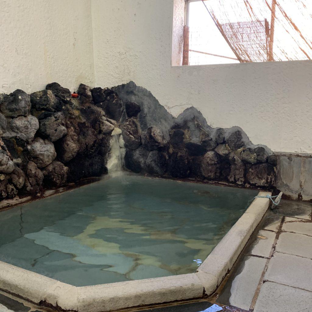 飯島館の貸切風呂