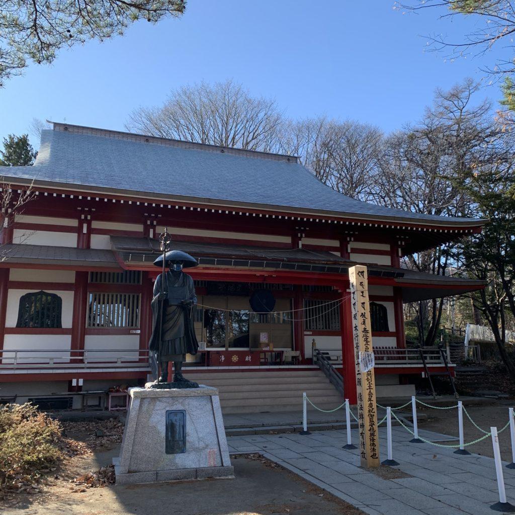 光泉寺の本堂