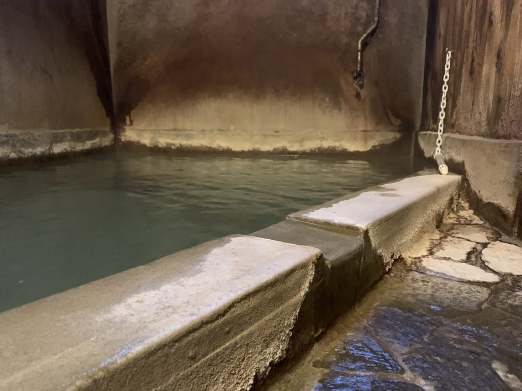 関乃湯の浴場