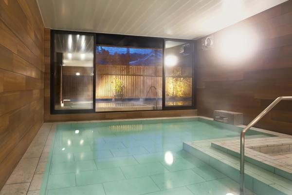 草津ホテルの内風呂
