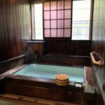 中村屋旅館の貸切風呂