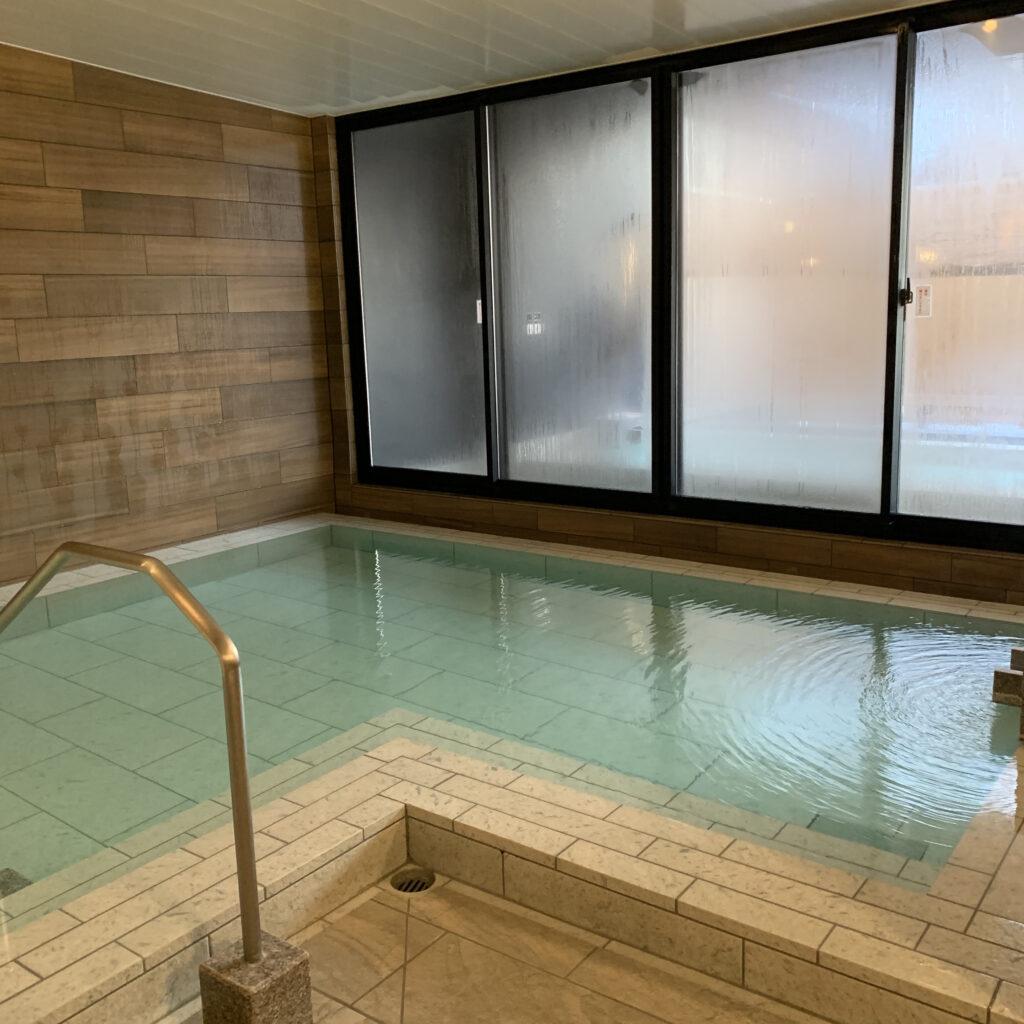 草津ホテルの琥珀の湯