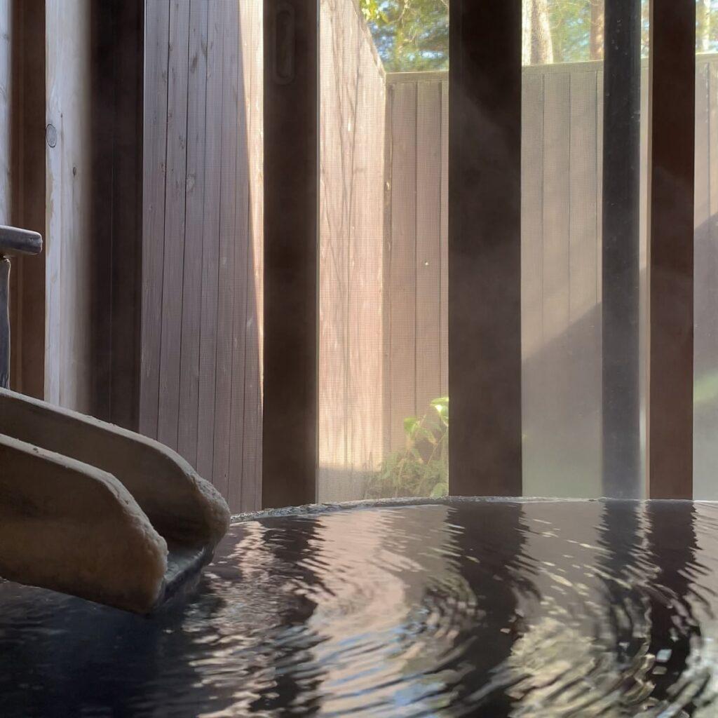 草津スカイランドホテルの貸切風呂