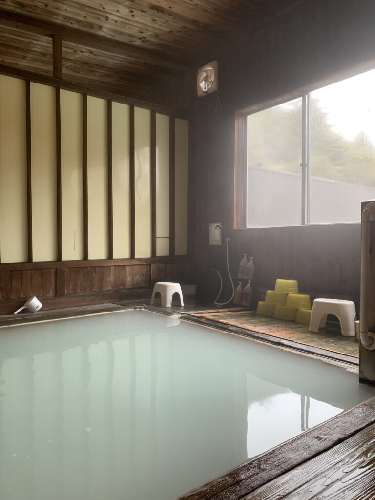 豊国館の内風呂