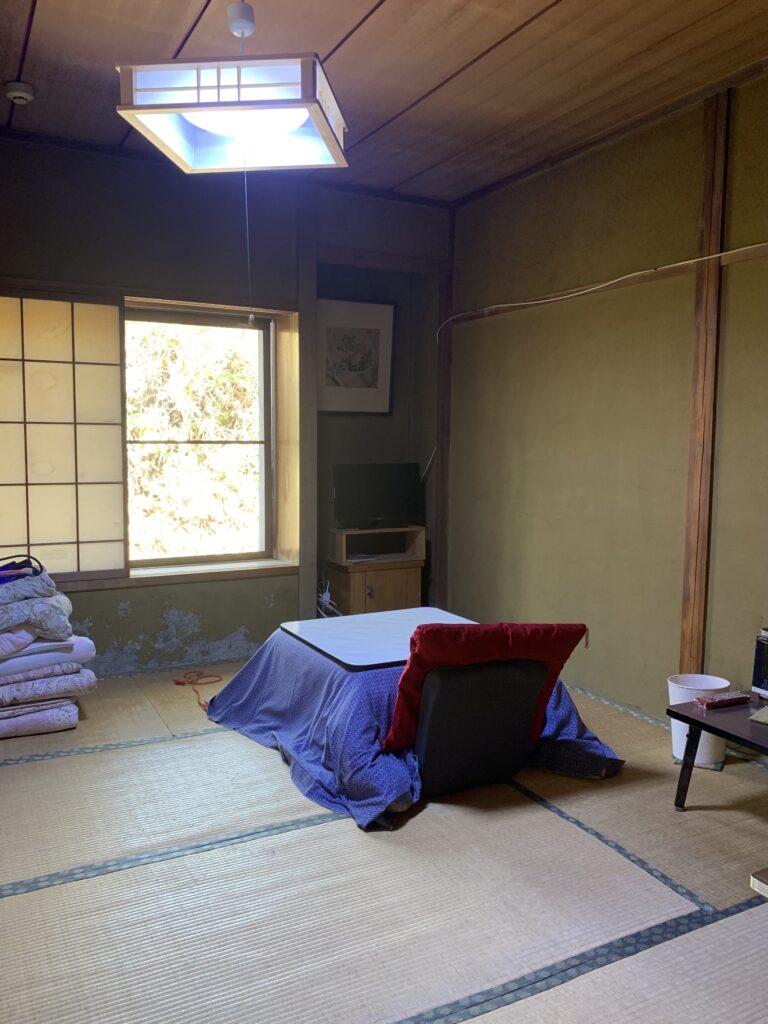 月洲屋の客室
