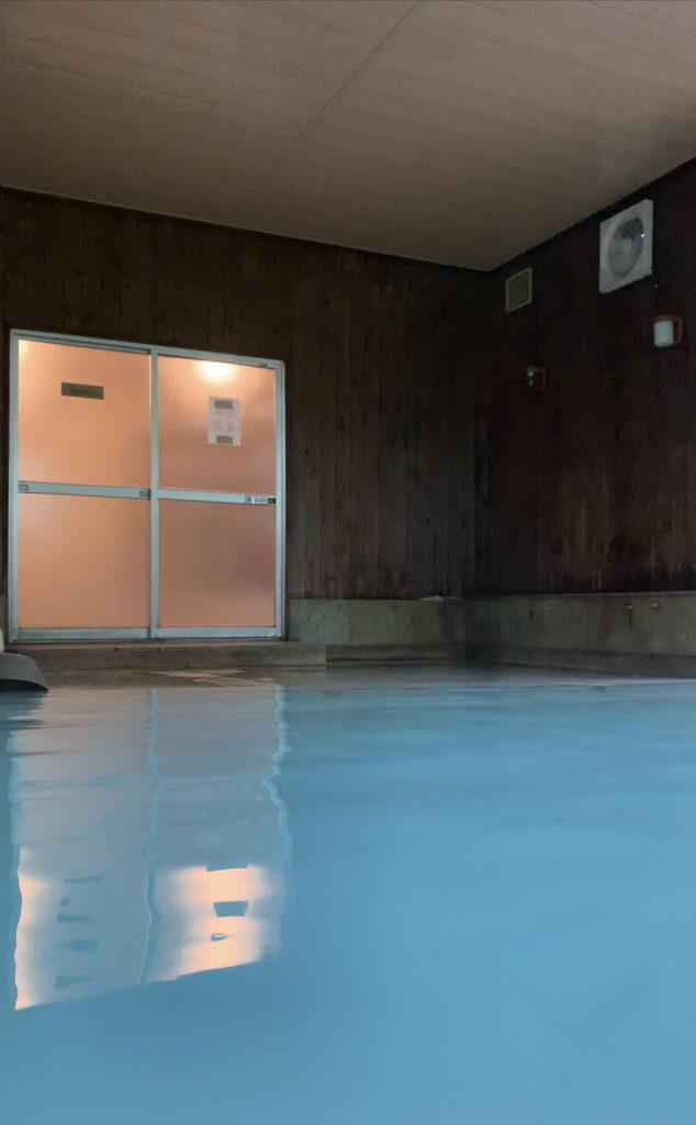 草津白根マウンテンビューロッジの浴場