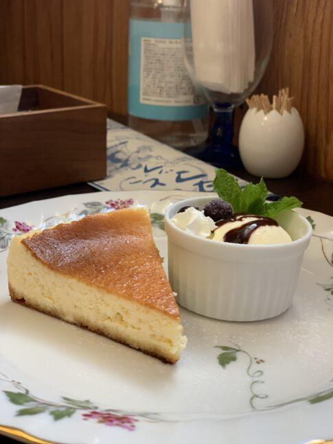 花栞のチーズケーキ