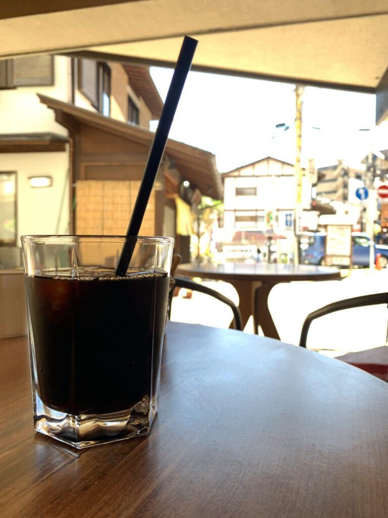 カフェ・スパ ノイエ・ポストのコーヒー